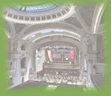 Smetana Hall Praga